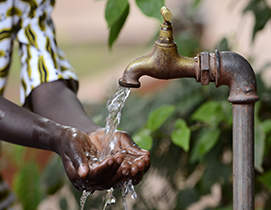 Safe water projects can secure life: